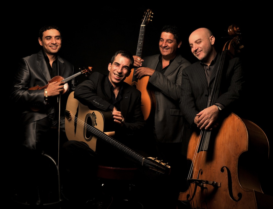 Angelo Debarre Quintet «Gipsy Unity»