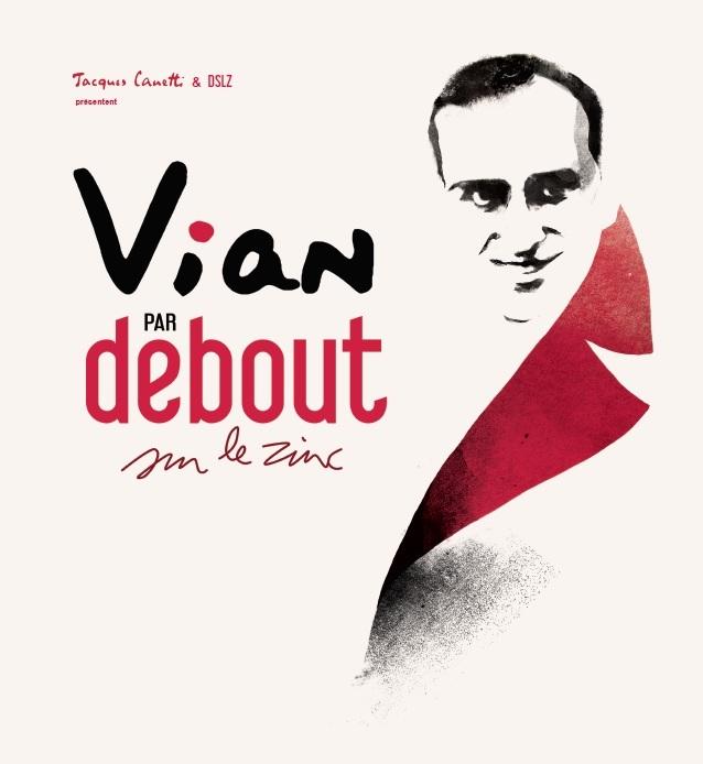Debout sur Le Zinc Vian VISUEL DIGIPACK et VINYLE