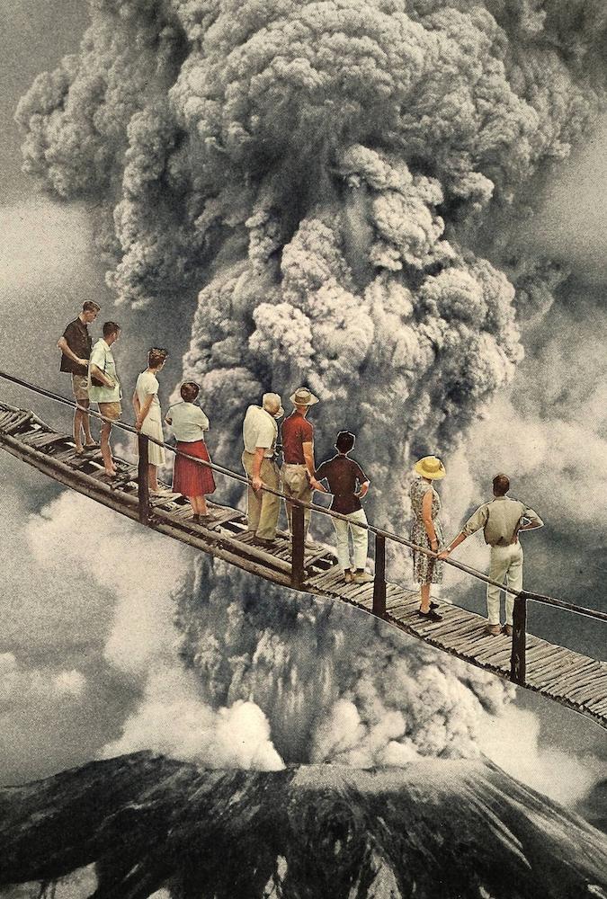 """""""Soleil Blanc"""" de Julie Bérès © Hugo Barros, The Eruption_Theatre_de_Chelles"""