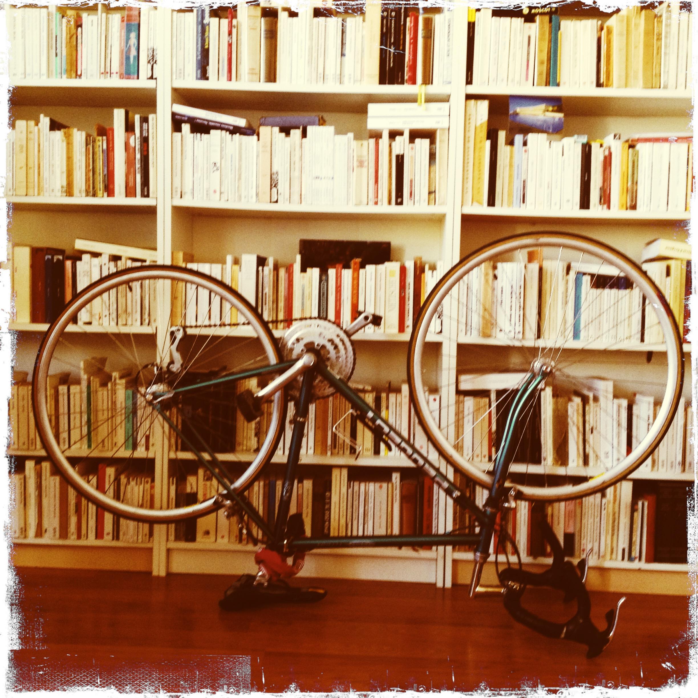 """""""La bibliothèque des livres vivants"""" de Frédéric Maragnani © DR"""