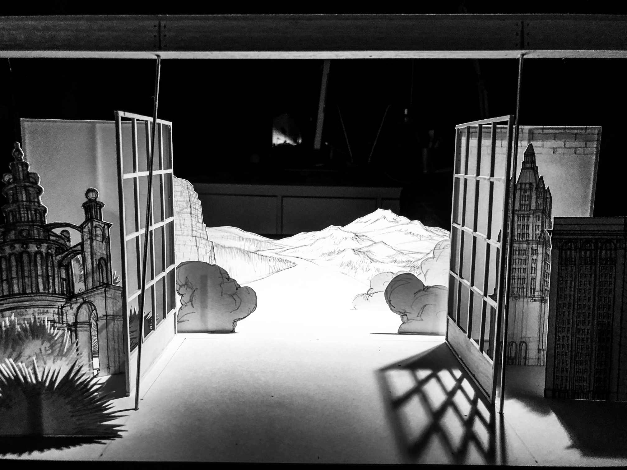 Little Nemo Maquette décor_14