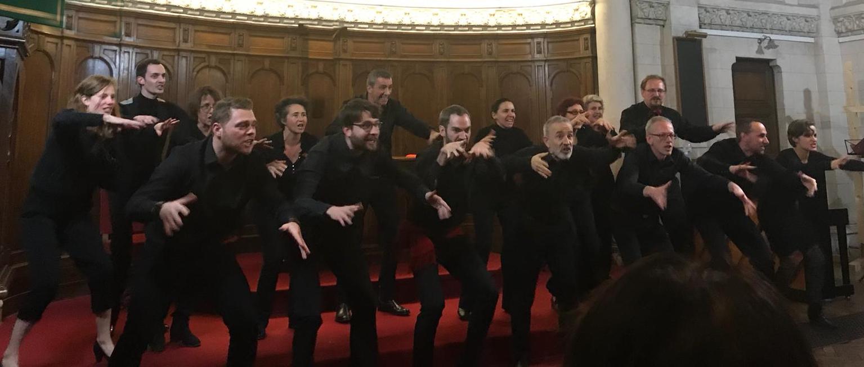 Les Parisians Harmonists