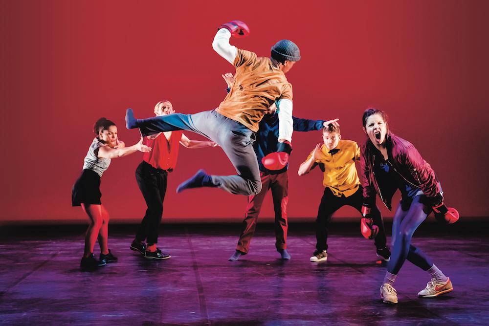 """""""25 ans de Hip Hop"""" du Festival Suresnes Cités Danse - Farid Berki © Agathe Poupeney"""