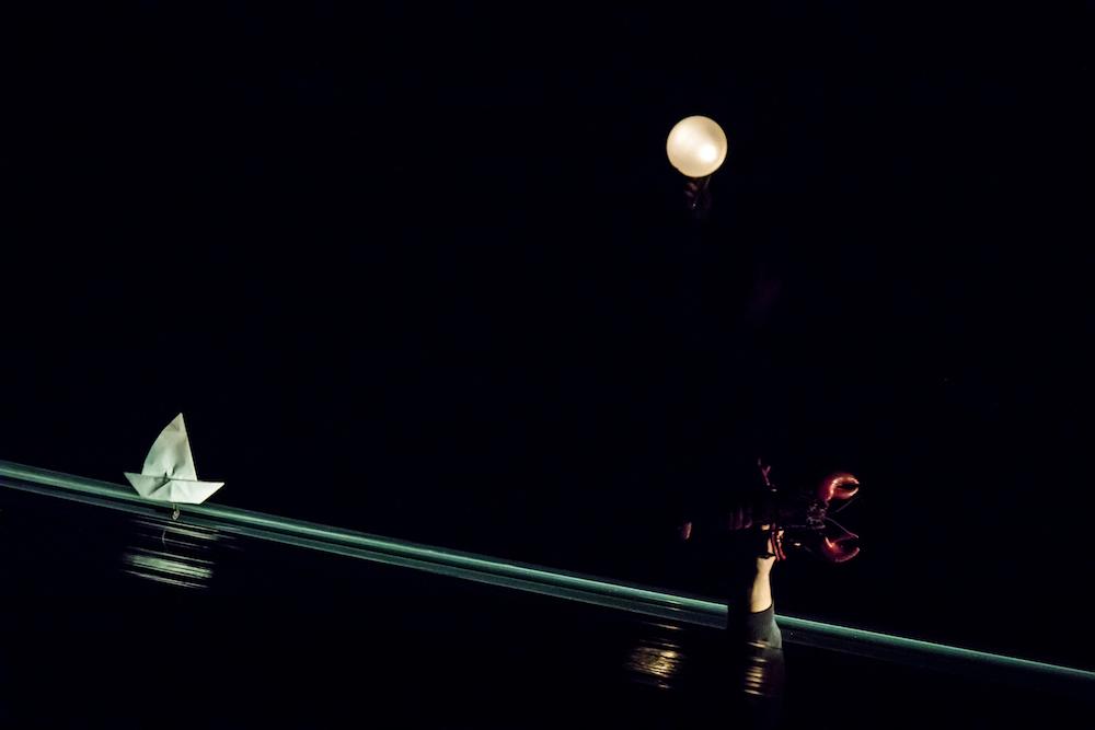 """""""Quelles têtes ? La mort, l'amour, la mort"""" du 7 au soir © T. Caron – Divergence"""