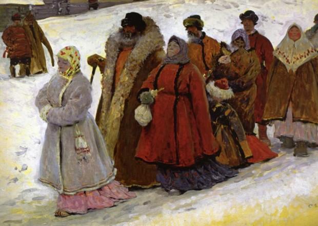 Hist Diaboliques, Serguei.Ivanov La famille