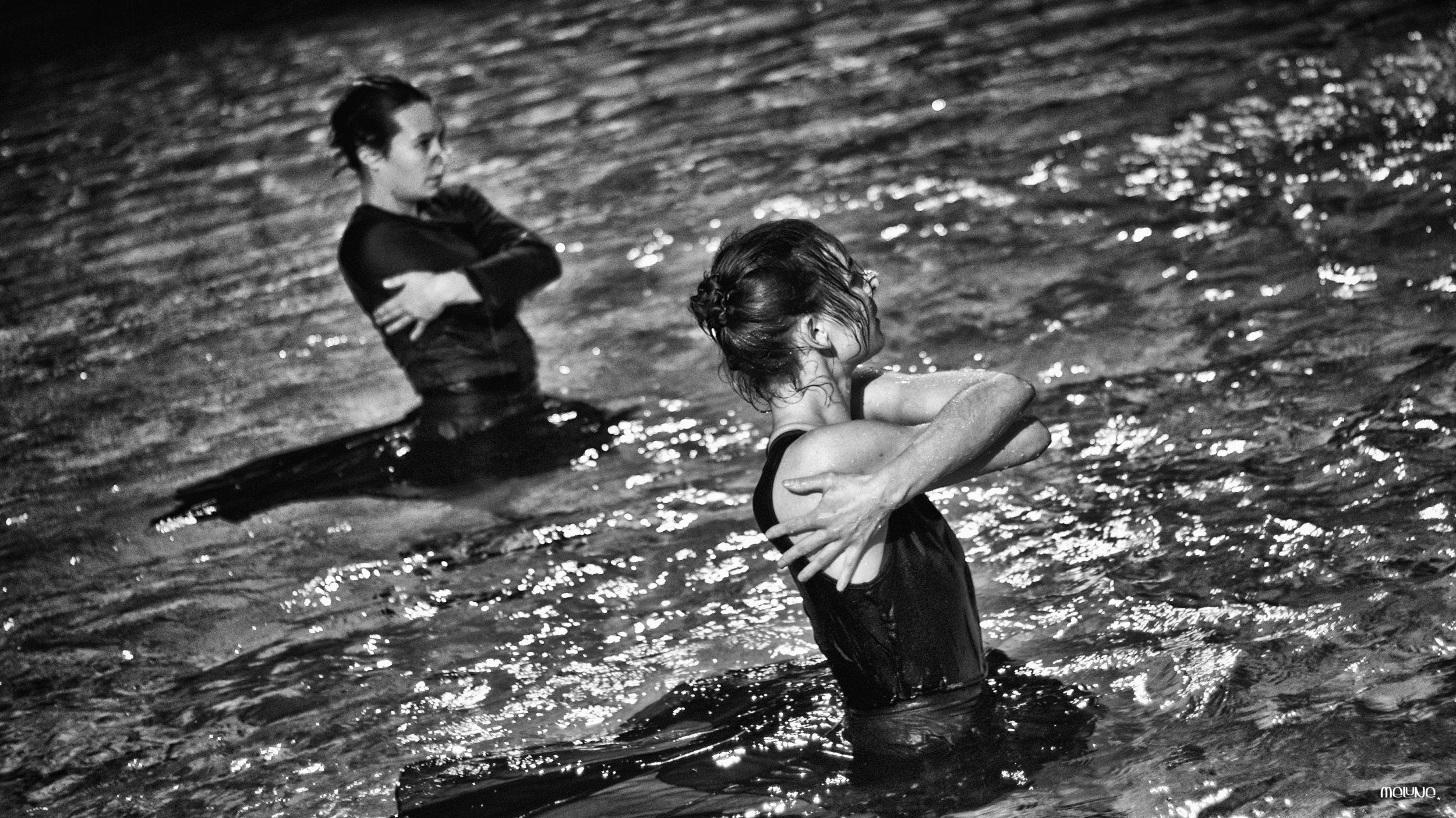 La Mémoire de l'eau - Nathalie Pernette, Cie Pernette