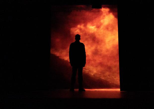 Fahrenheit 451 © Cie les arpenteurs de l'invisible