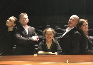 Opéra sets