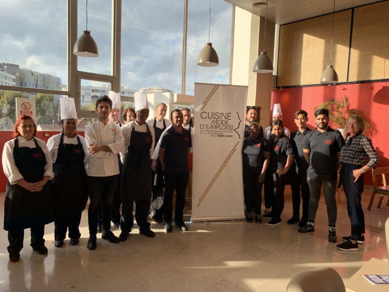 Cuisine Mode d'emplois -Brigade