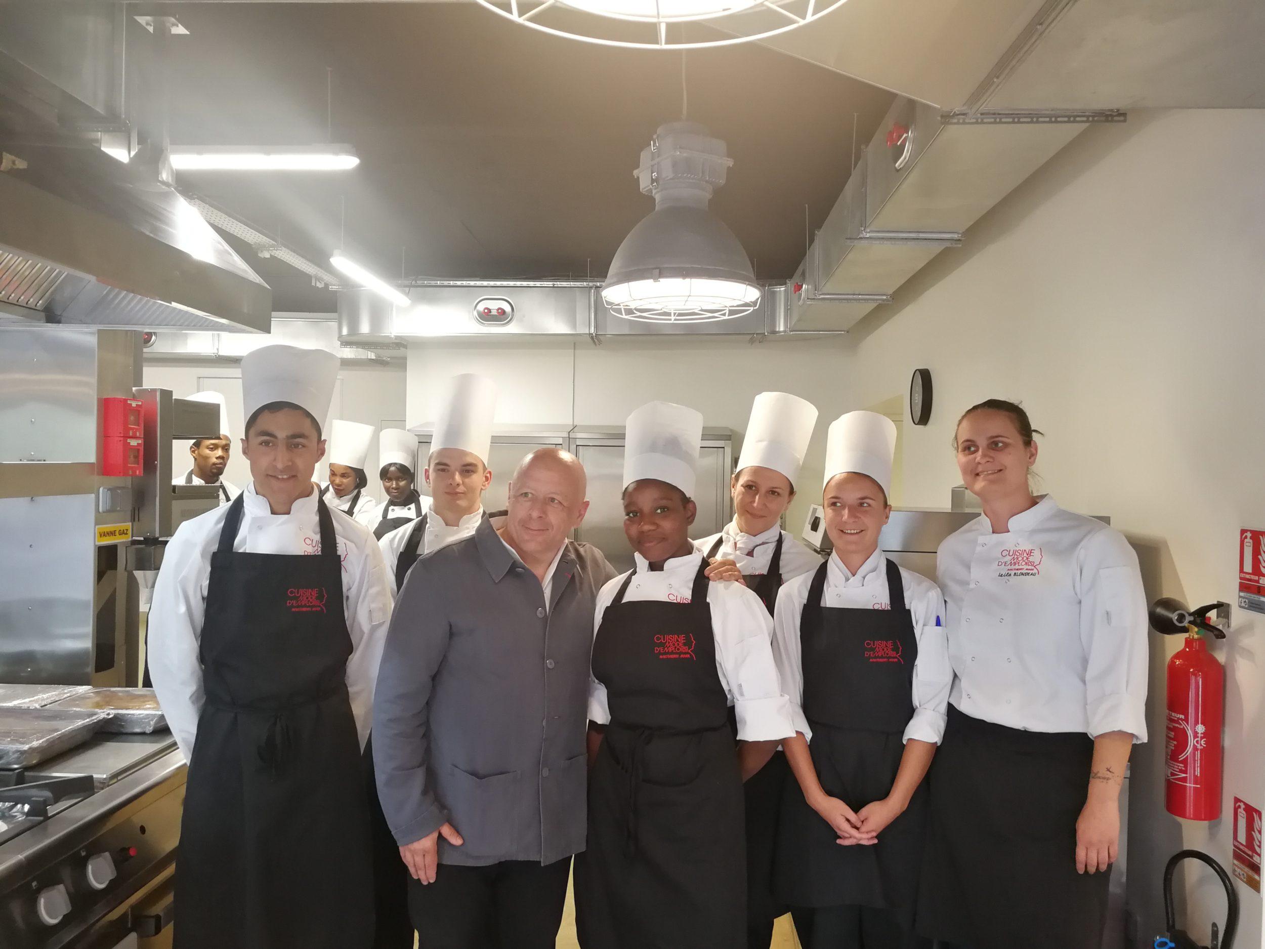 Cuisine Mode d'emplois -Thierry Marx