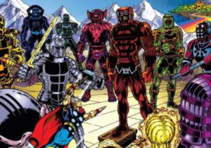 L'encyclopédie des super-héros