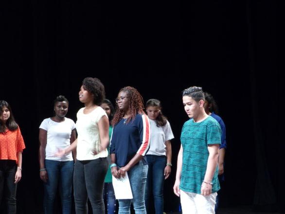 Juste Avant © Théâtre de Chelles