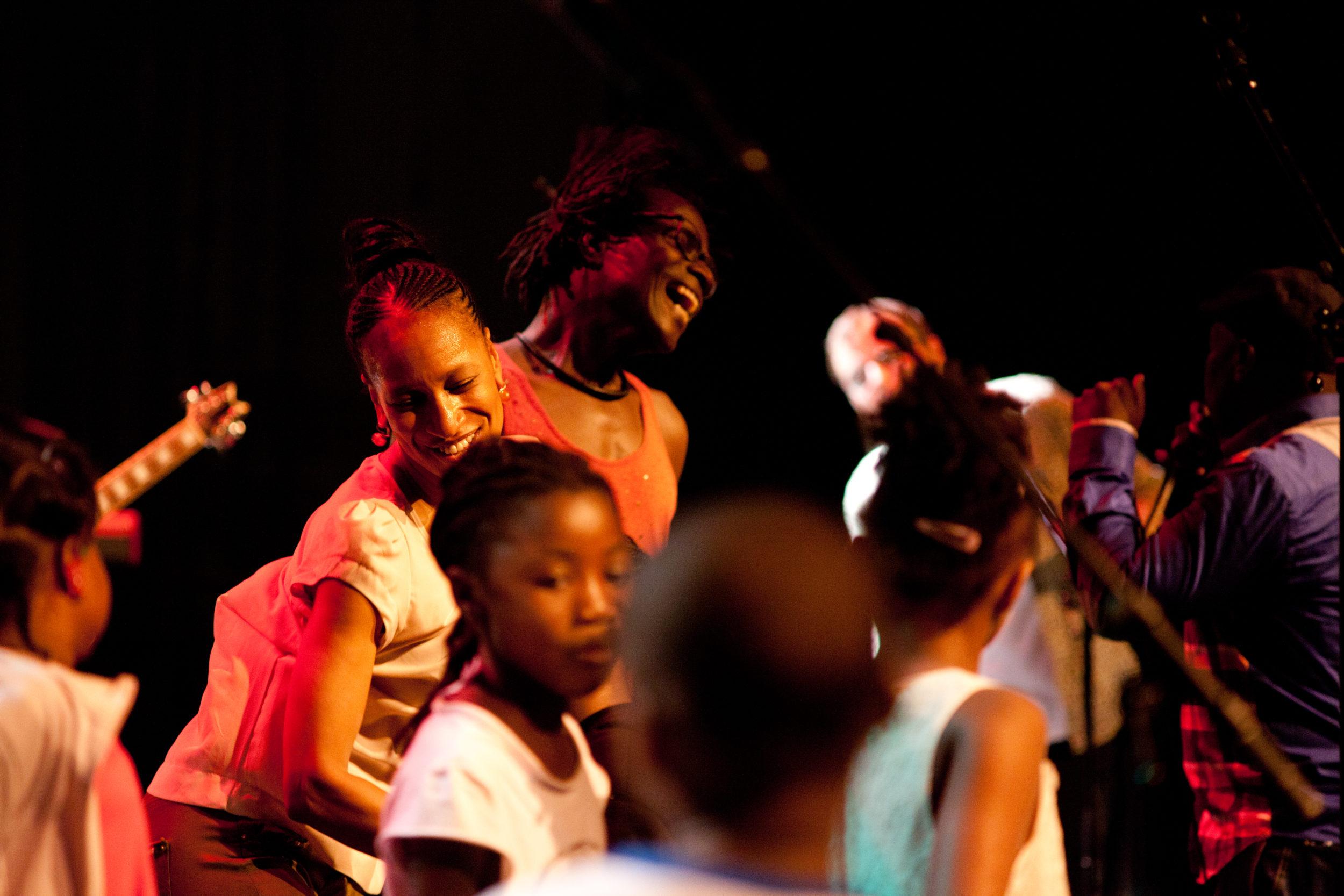 Le Bal Marmaille - L'Afrique Enchantée @ JULIEN BOREL